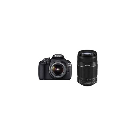 Canon EOS 1200D SLR With Double Lens Kit..