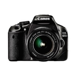 Canon EOS 600D SLR with Kit I EF-S18-55mm..