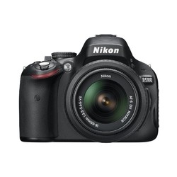 Nikon D5100 SLR with AF-S 18-55mm VR Kit Lens
