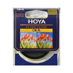 Hoya 52 mm Circular Polarizer Filter