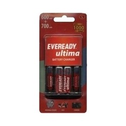 Eveready AA and AAA NiMH Combo (with 4 Rechar..