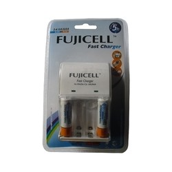 Fujicell BC 1002C Battery Charger (with 2..
