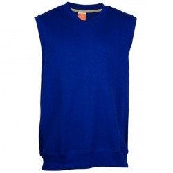 """Puma Royal Blue Sleeveless Sweatshirt"