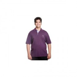 """Xmex Solid Men's Polo Neck T-Shirt"