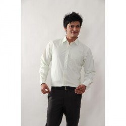 """""""Copperline Full Sleeves Plain Shirt - Single Pocket - CPL0903"""