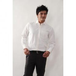 """""""Copperline Full Sleeves Plain Shirt - Single Pocket - CPL0906"""