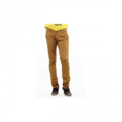 """Delhi Seven Cool Brown Stretchable Chinos"
