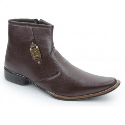 """Bacca Bucci Brown Men Boots"