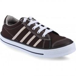 """""""Unistar Brown Men Sneakers - USTS0030429QM"""