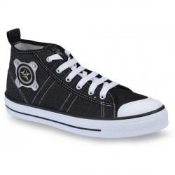 """Unistar Black Men Sneakers - USTS0030301BM"