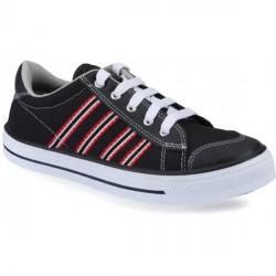 """Unistar Black Men Sneakers - USTS0030421BM"