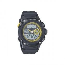 """Sonata Ocean Analog-Digital Watch - For Men"