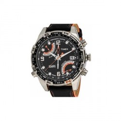 """""""Timex Lovely Black Round Dial Watch"""