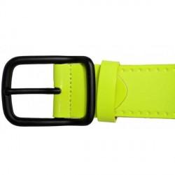 """""""Deco Trendy Flouresent Green Unisex Belt"""