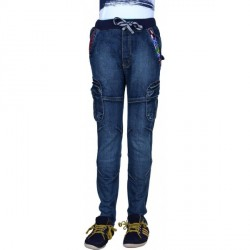 """Sportking Regular Fit Baby Boy's Jeans"