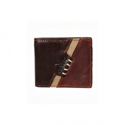 """Calvino Trendy Stitch Wallet"