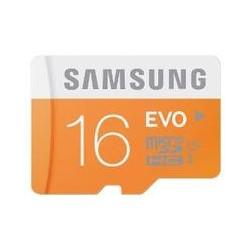 Samsung 16GB Evo Class 10 MicroSDHC Memory..