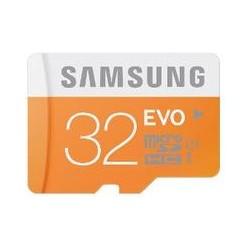 Samsung 32GB Evo Class 10 MicroSDHC Memory..