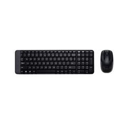 Logitech MK220 Wireless Keyboard and Mouse..