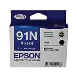 Epson 91N C13T107190 Black Ink Cartridge