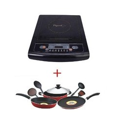 Pigeon Rapido Cyrstal Induction Cooktop